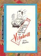 BUVARD  :: VITABRILL Impecablement Coiffé - Perfume & Beauty