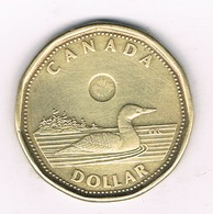 1 DOLLAR 2013 CANADA /24G/ - Canada