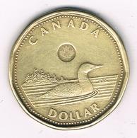 1 DOLLAR 2015 CANADA /25G/ - Canada