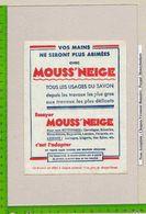 BUVARD : Mouss Neige  Savon Tout Usage Lavage Des Mains - Perfume & Beauty
