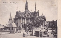 BANGKOK / WATT PRA / KEO - Thailand