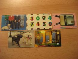 TK Niederlande 5 Telecard Mit Chip Gebraucht - Netherlands