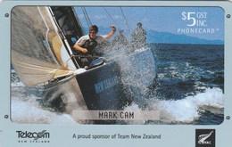 New Zealand - 2002 Americas Cup - Mark Cam - New Zealand