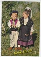 """{70899} Folklore De Nos Belles Provinces """" Lou Foular De Bilonebo """" , Nos Petits Danseurs En Herbe - Costumi"""