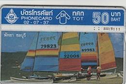 Thailand - Pattaya Beach - Thailand