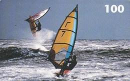Denmark -  Windsurfer - Denmark