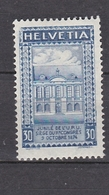 UPU -  SCHWEIZ SWITZERLAND SWISS 1924  MI 193 BX MNH - UPU (Universal Postal Union)