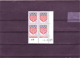 N° 1352 - 0,05F Blason D'AMIENS - C De C+D - 2° Tirage Du 30.5.63 Au 19.6.63 - 4.06.1963 - - 1960-1969