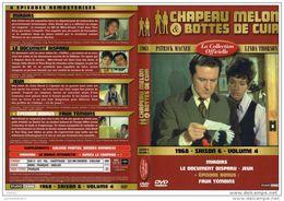 DVD CHAPEAU MELON ET BOTTES DE CUIR SAISON 6 VOL 4 Port 110 Gr Ou 30gr - TV Shows & Series