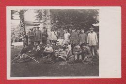 Frankfurt A Main -  Carte Photo -  Soldats Allemands - 30/6/1916 - Frankfurt A. Main