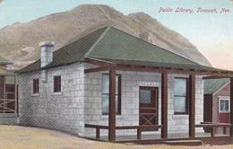 TONOPAH / PUBLIC LIBRARY - Etats-Unis