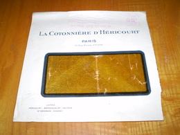 Enveloppe Commerciale La Cotonière D' Héricourt Paris; Oblitération EMA à 65c. Bethoncourt,Valdoie,St Germain,Chagey - France