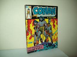 "Conan ""Il Barbaro"" (Comik Art 1990) N. 16 - Super Heroes"
