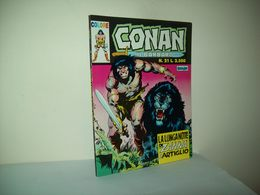 "Conan ""Il Barbaro"" (Comik Art 1990) N. 21 - Super Heroes"