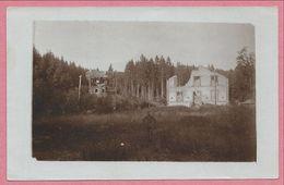 54 - THIAVILLE Sur MEURTHE - Vogesen - Zerstossene Mühle - Carte Photo Allemande - Guerre 14/18 - - France