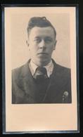 DOODSPRENTJE - WWI - JULIEN FRANCOIS - GENT 1919 - DUITSLAND 1944  - 2 SCANS - Obituary Notices