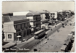 IGEA MARINA - VIALE PINZON - RIMINI - 1964 - PULLMAN - AUTOBUS - BUS - Rimini