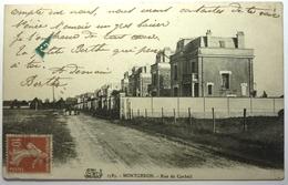 RUE DE CORBEIL - MONTGERON - Montgeron