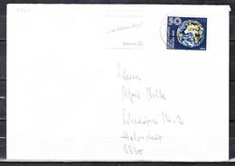 B-1138, DDR, MiNr. 3361, EF Auf Brief - Cartas