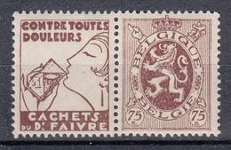 BELGIË - OBP - 1929/32 - PU 55 - MNH** - Publicités