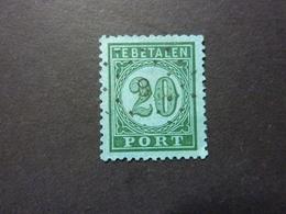 INDES NEERLANDAISES, TIMBRE TAXE, Année 1874, YT N° 3 Oblitéré (cote 17,50 EUR) - Nederlands-Indië