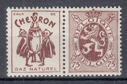 BELGIË - OBP - 1929/32 - PU 54 - MNH** - Publicités