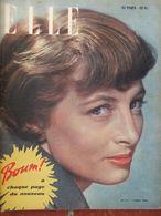 ELLE N°171 (7 Mars 1949) Déguisements Et Gourmandises - Jean Louis Barrault - Mode