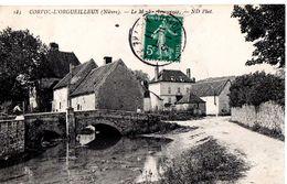 Corvol- L'orgueilleux - Le Moulin JAUSSEREAU - Otros Municipios