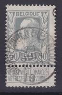 N° 78  BOURG LEOPOLD  BEVERLOO - 1905 Grosse Barbe