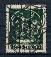 Deutsches Reich 1920 Mi.Nr. 137 I Gest. Geprüft - Gebraucht