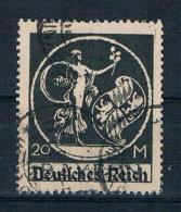 Deutsches Reich 1920 Mi.Nr. 138 I Gest. Geprüft - Deutschland