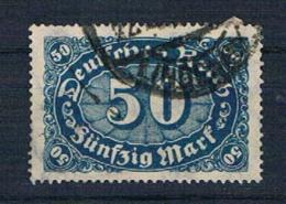 Deutsches Reich 1922 Mi.Nr. 246 B Gest. Geprüft - Deutschland