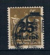 Deutsches Reich 1923 Mi.Nr. 283 Gest. Geprüft - Deutschland