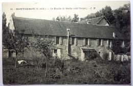 LE MOULIN DE SENLIS ( COTÉ VERGER ) - MONTGERON - Montgeron