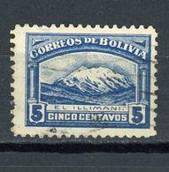 BOLIVIE : DIVERS N° Yvert 107 Obli. - Bolivia