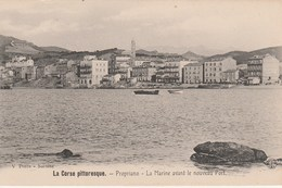 PROPRIANO La Marine Avant Le Nouveau Port 107F - Autres Communes