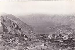MONTENEGRO . KOTOP. RARETÉ. VUE GÉNÉRALE. ANNÉE 1963 - Montenegro