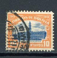 BOLIVIE : DIVERS N° Yvert 108A Obli. - Bolivia