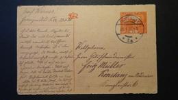 Czechoslovakia - 1919 - Mi: P 14 O - Postal Stationery - Look Scan - Entiers Postaux