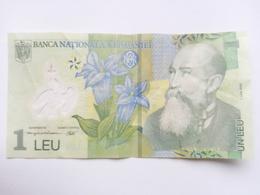 1 Leu Banknote Rumänien 2005 (2012) Sehr Schön - Romania