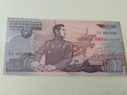 10 Won 1988 - Corea Del Nord