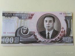 100 Won 1992 - Corea Del Nord