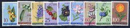YUGOSLAVIA 1961 Flowers IV Used.  Michel 943-51 - 1945-1992 Socialist Federal Republic Of Yugoslavia