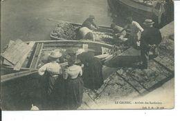 Le Croisic-Arrivée Des Sardiniers - Le Croisic