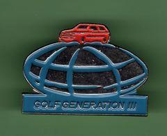 VOLKSWAGEN *** GOLF GENERATION III *** A008 - Volkswagen