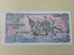 1 Won 1978 - Corea Del Sud