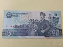 5 Won 1998 - Corea Del Sud