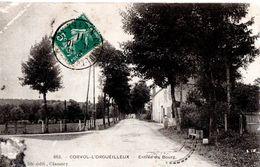 Corvol- L'orgueilleux - Entrée Du Bourg - Otros Municipios