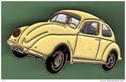VOLKSWAGEN *** COCCINELLE *** CREME BORGNE *** A008 - Volkswagen