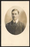 Photo Ancien / Foto / CPA / Postcard / Homme / Man / Photographie / 1906 / P. E. Pelter / England - Personnes Identifiées